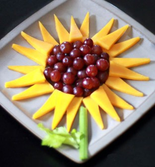 Ideas para decorar platos