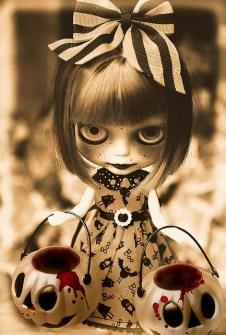Blythe - Fiesta Halloween
