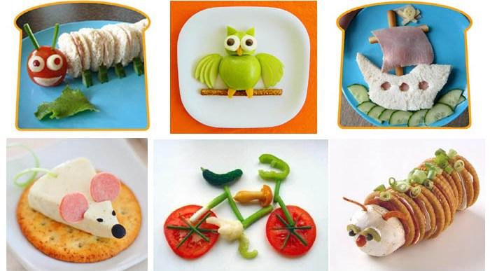 ¿Quieres que tus hijos se coman todo del plato con pequeños trucos?