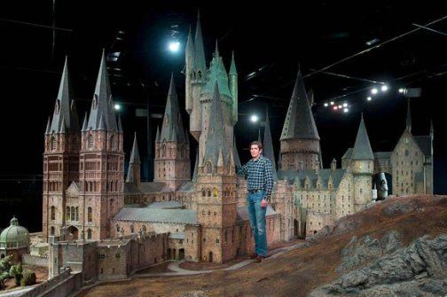 "Maqueta ""Harry Potter"""