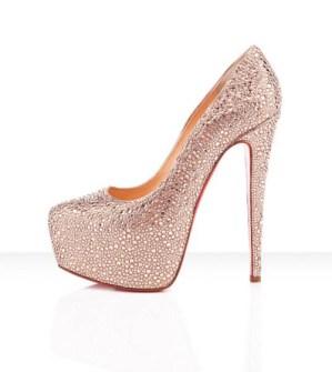 Zapatos con Cristales de Swarovski