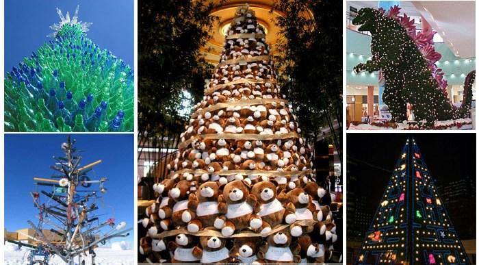 26 Árboles de Navidad Diferentes.
