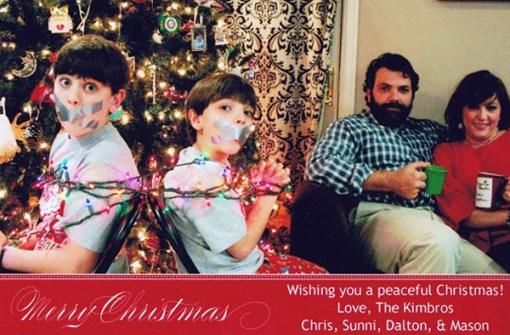 Ideas divertidas para la Felicitación de Navidad - Felicitaciones de Navidad Cómicas