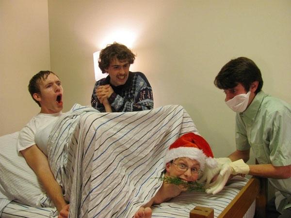18 Felicitaciones de Navidad Creativas y Divertidas - Felicitaciones de estudiantes