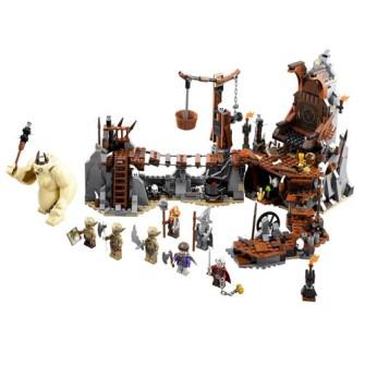 Regalos infantiles Navidad - LEGO Hobbit