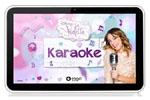 Tablets infantiles - Tablet Violeta Karaoke