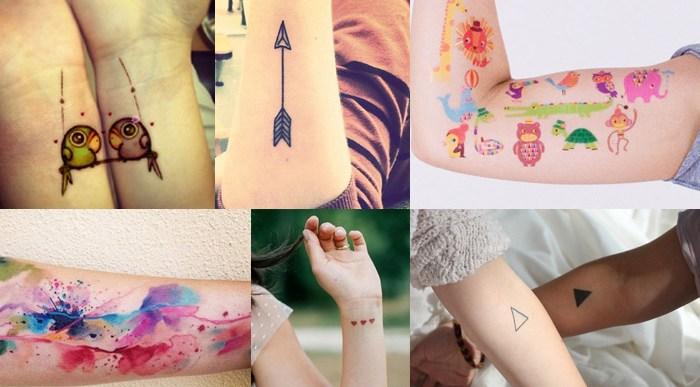Los Tatuajes que se pusieron de Moda en 2013.