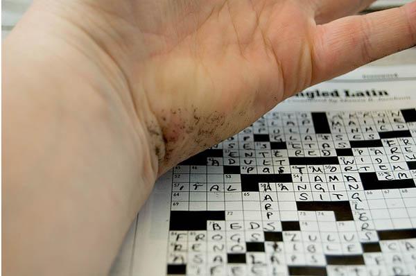 Las 11 cosas que más Detestan los Zurdos - Mancharse de tinta
