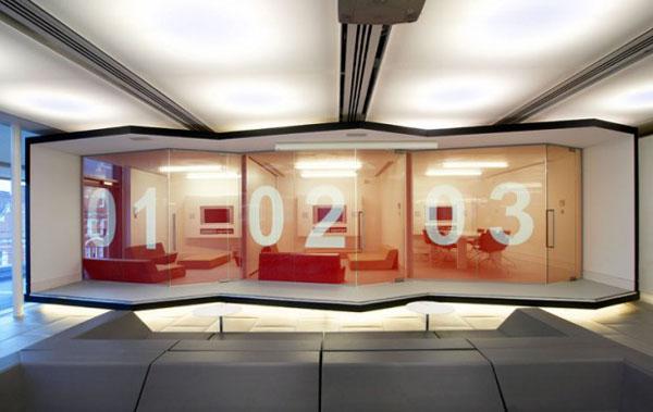 Las 7 Mejores Oficinas del Mundo en las que Soñarías Trabajar - Oficinas de Redbull