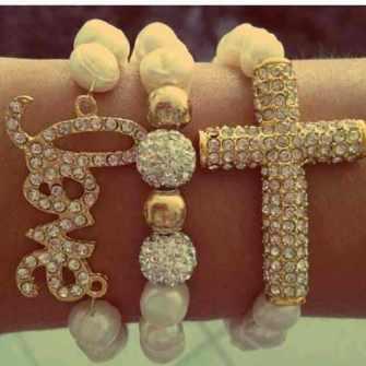 Pulseras de Tendencia - Pulseras con Cristales de Swarovski