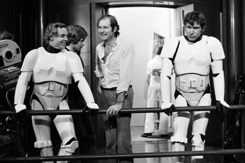 Fotos inéditas de Star Wars