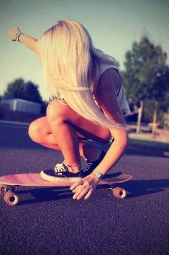 Los 5 Deportes de Moda para Chicas - Skate