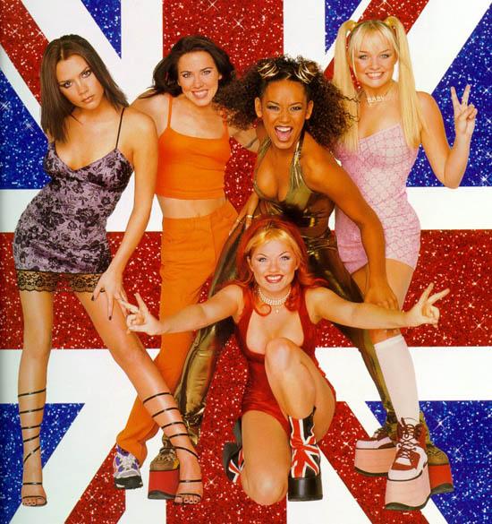 Las Spice Girls triunfaron hace 20 años