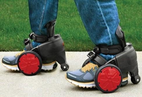 15 Inventos Extraordinarios para tu Casa - Zapatos eléctricos.