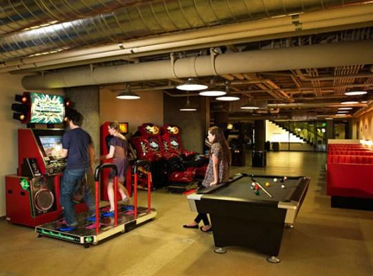 Las 7 Mejores Oficinas del Mundo en las que Soñarías Trabajar - Oficinas Zynga