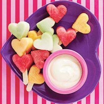 Detalles Geniales para San Valentín - Brochetas Corazón para San Valentín