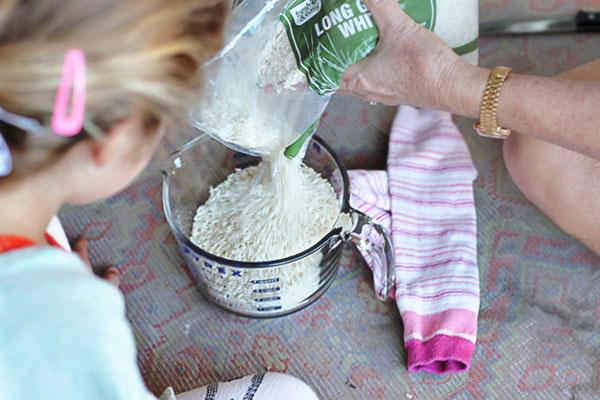 Trucos Caseros - Cómo hacer un cojín termal
