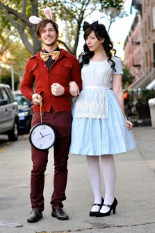 Disfraces Fáciles y Originales para Carnaval - Alicia en el País de las Maravillas