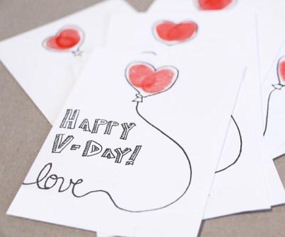 Regalos DIY para San Valentín - Haz tus propias Tarjetas de Amor con dedicatoria