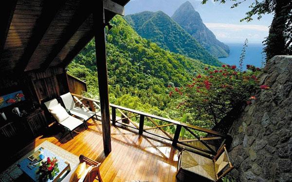 Los Mejores Hoteles para pasar San Valentín - Isla Santa Lucía