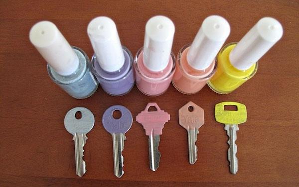 Trucos Caseros - Cómo distinguir las llaves de casa