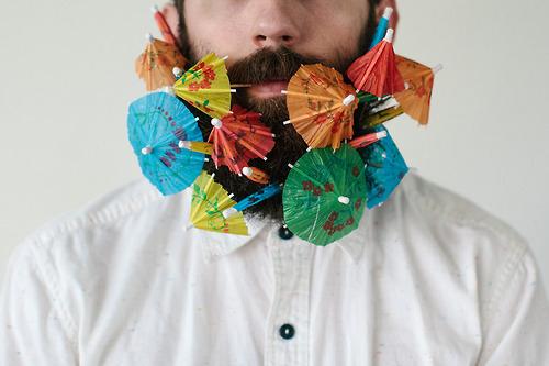 Reto Hipster - Sombrillas