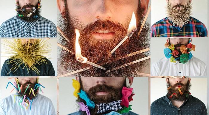 Reto Hipster ¿Juegas con tu Barba?