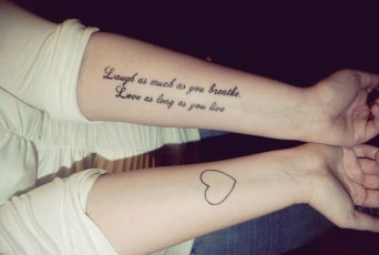 Tatuajes Inspiradores para San Valentín