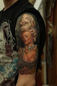 Los Mejores Tatuajes Realistas del Mundo - Dmitriy Samohin