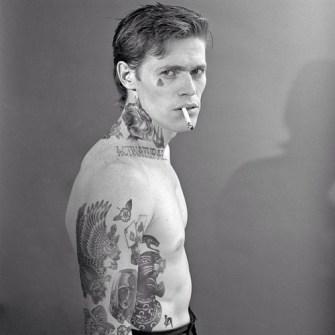 Tus Mitos Tatuados - Willem Dafoe