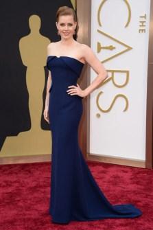 Las Mejor Vestidas Oscar 2014 - Amy Adams