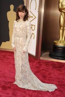 Las Mejor Vestidas Oscar 2014