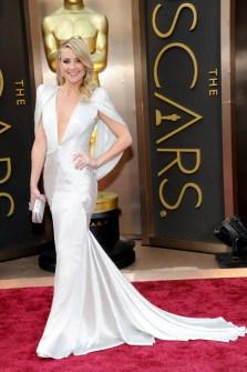 Las Mejor Vestidas Oscar 2014 - Kate Hudson