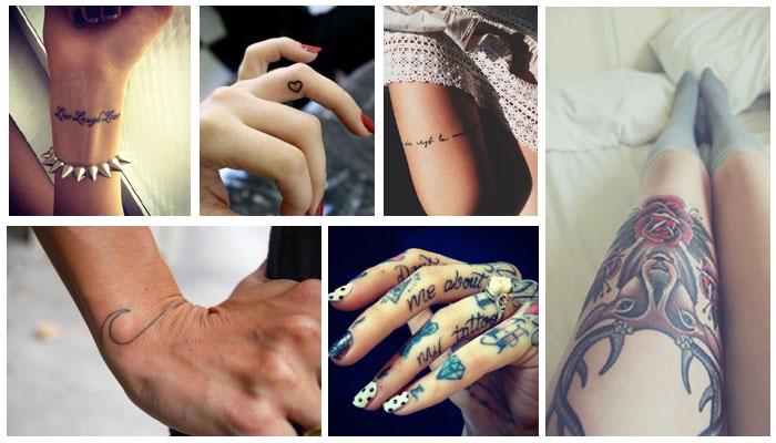 tatuajes pequenos sitios
