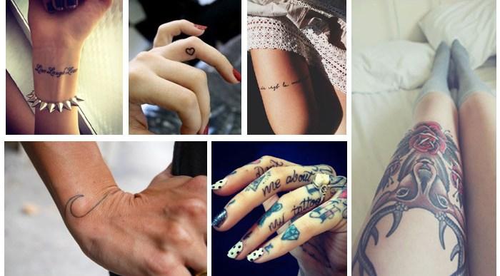 Los Mejores sitios para Tatuarse (Parte II).