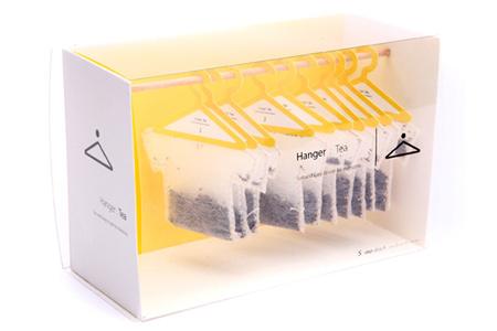 El Packaging con Mejor Diseño - Bolsitas de Té con percha