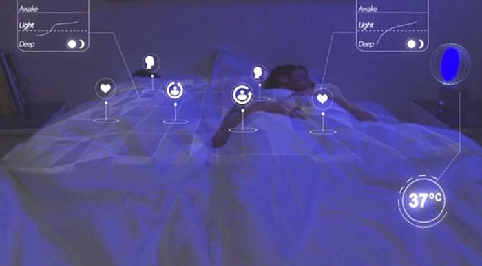 Descubre Cómo estar Zen gracias a un Gadget para Dormir Mejor.