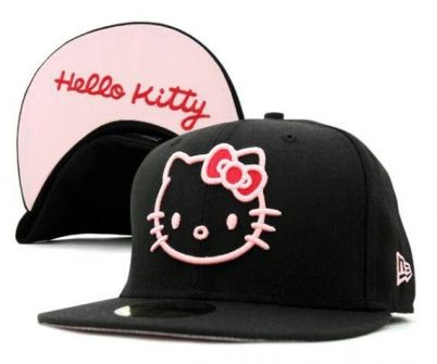 Gorra Plana Hello Kitty