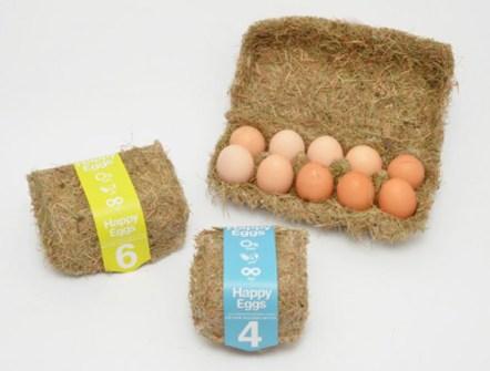 El Packaging con Mejor Diseño - Huevos de Granja