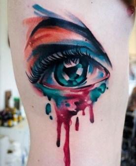 Tatuajes Acuarela - Julian Oh - Kuala Lumpur, Malasia