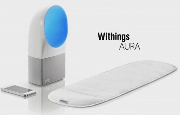 Withings Aura - Cómo estar Zen gracias a un Gadget para Dormir Mejor.