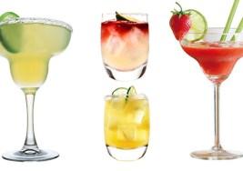 18 Maneras diferentes de Hacer un Margarita.
