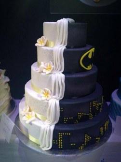 Tartas de Boda para Freaks - Batman