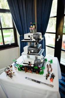 Tartas de Boda para Freaks - LEGO