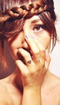 Mini Tatuajes ideales para Chicas - Tatuajes de Diamantes