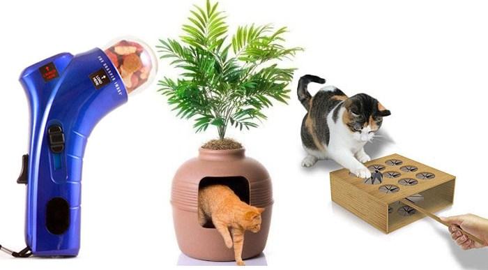16 cosas para Gatos que son sencillamente Geniales.