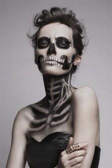 Maquillaje de Halloween - Maquillaje Zombie