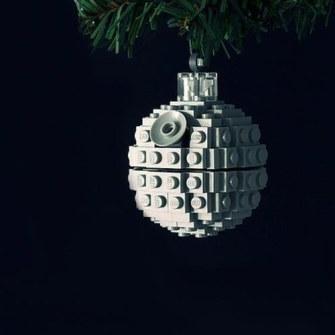 Adornos de Navidad Estrella de la Muerte