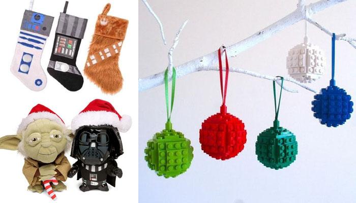 adornos de navidad geek que querrs poner en tu rbol