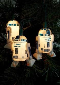 Adornos de Navidad R2D2
